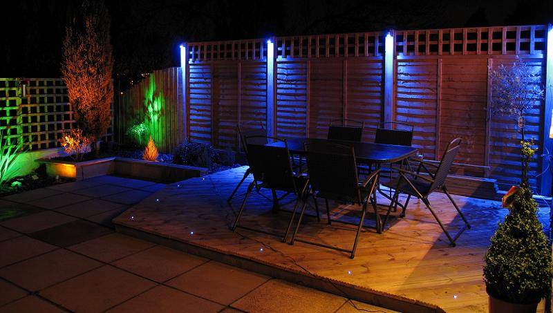 Led garden lights - Leds exterior para jardin ...